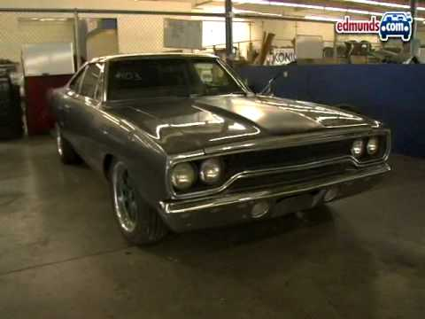 Fast Furious 4 Plymouth Road Runner Edmunds Com Youtube
