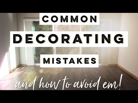 5 Common Decorating Mistakes & How to Fix Em| Design Therapy w/Albie Knows 🖤 ✨