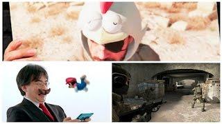 Игровые новости за 29 декабря | The Talos Principle, Counter-Strike, Metal Gear Solid 5