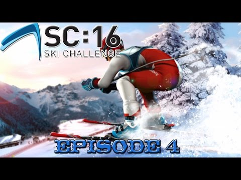 Let's Play Ski Challenge 16 - Episode 4: Last training before the race in Beaver Creek