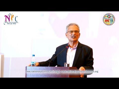 Dr. Baburam Bhattarai - National Youth Conference 2019