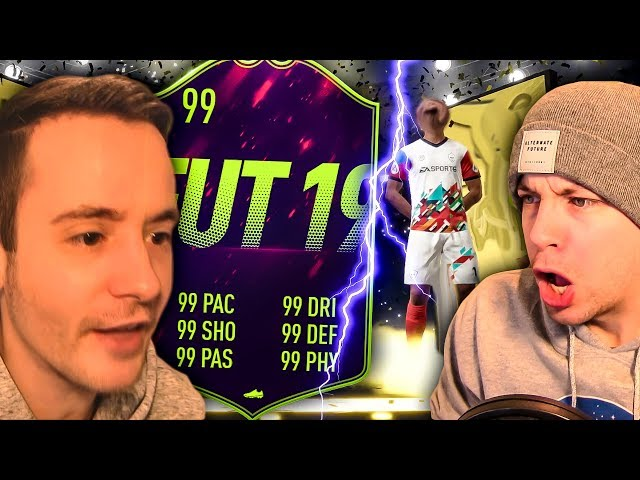 I GOT MY FIRST FUTURE STAR AND HE'S INCREDIBLE!!! - FIFA 19 ULTIMATE TEAM PACK OPENING