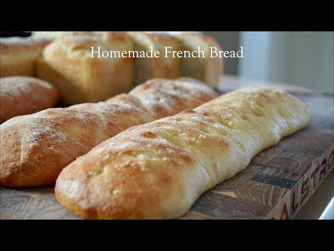 easy-homemade-french-bread🇺🇸🇫🇷–bruno-albouze