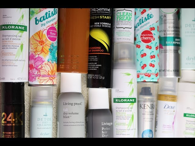 Dry Shampoo Reviews : The Best and the Worst Dry Shampoos