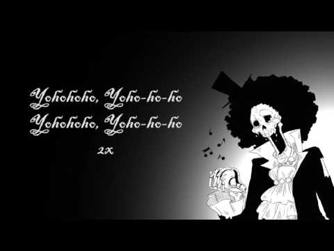 One Piece Bink's Sake - English version with lyrics