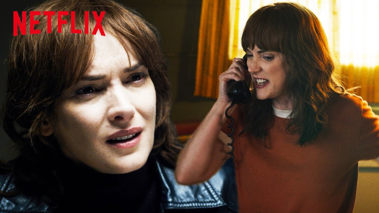 Download Just Joyce Byers Losing Her Sh*t For 4 Minutes Straight | Stranger Things | Netflix