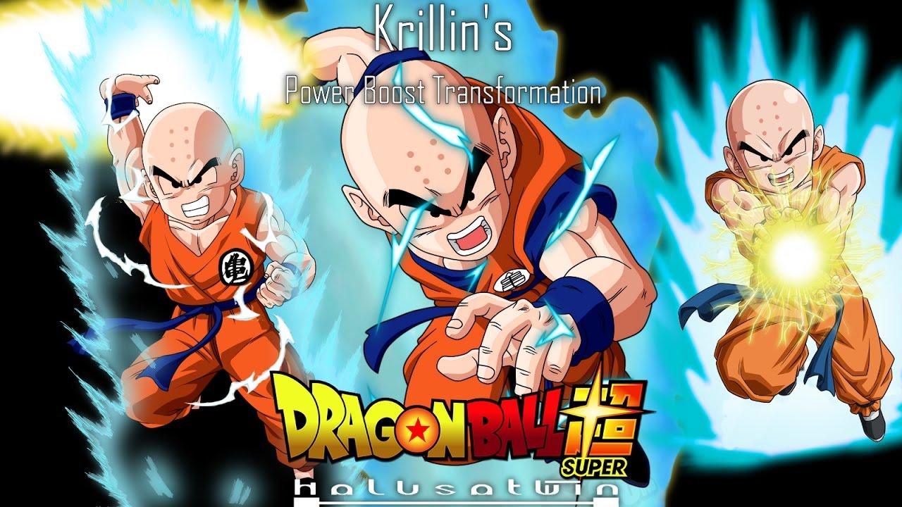 DBS: Krillin's Power Boost (Transformation) - HalusaTwin - YouTube