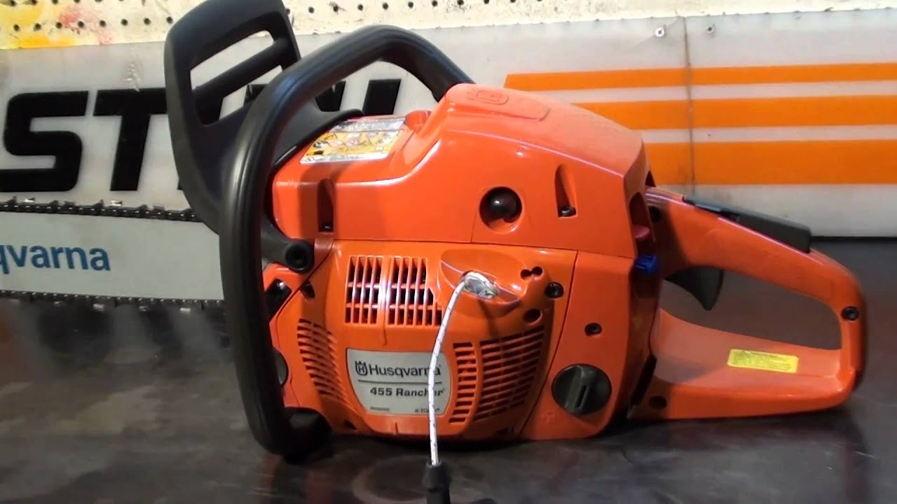 455 Rancher Chainsaw