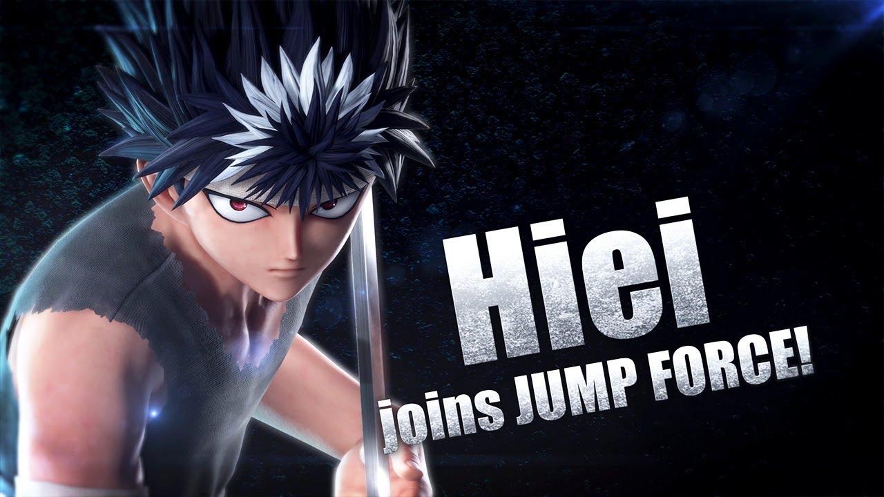 Jump Force - Hiei (YuYu Hakusho) Trailer