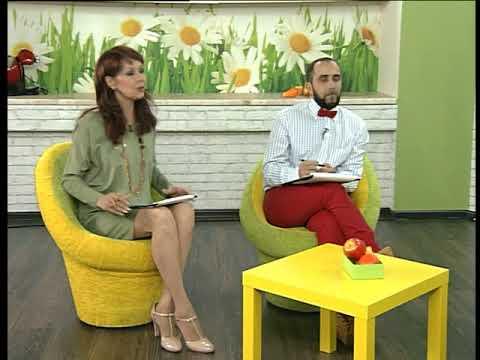 Ранок-панок. Василина Павлюк в ТОП-10 конкурсу візажистів