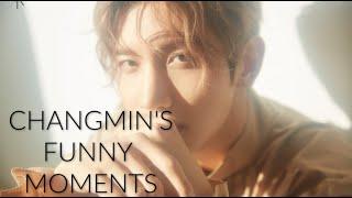 TVXQ Changmin Funny Moments