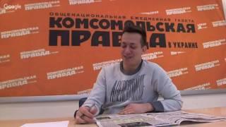 телеведущий Алексей Дурнев
