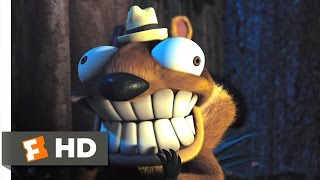 Hoodwinked! (10/12) Movie CLIP - Twitchy on Coffee (2005) HD