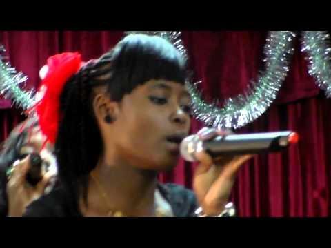 Merry Xmas 2015 Praise songs by Nazareth Choir