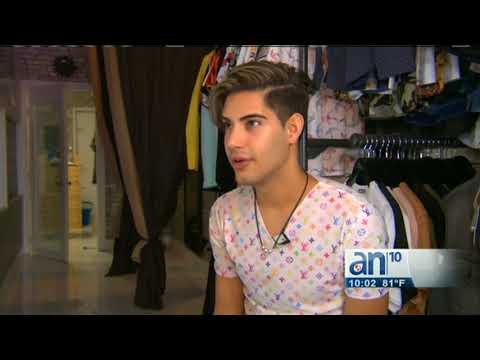 Roban mile dólares en conocida tienda  de ropa Europea de Miami propiedad de una familia cubana