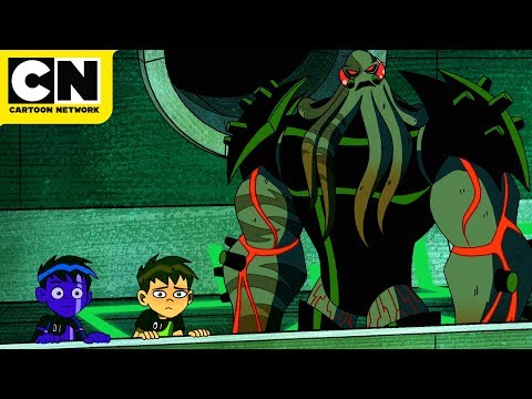 Ben 10 | Heatblast and Vilgax Team Up | Cartoon Network