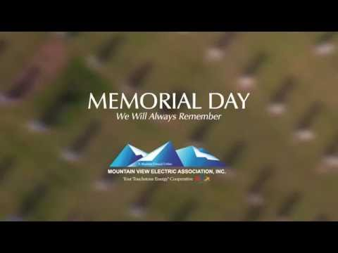 Mountain View Electric Memorial Day Video