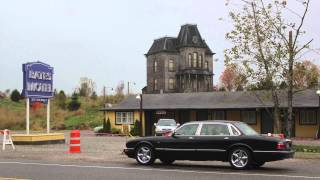 Tour of the Bates Motel Set!