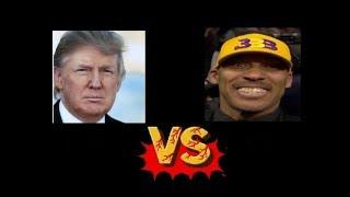 Donald Trump vs Lavar Ball. MAGA vs BBB - Uncle Hotep chimes in