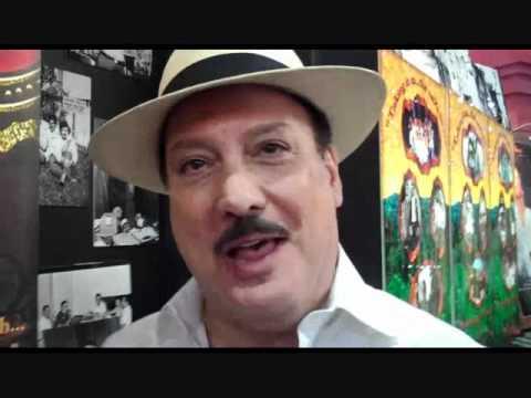 Arturo Fuente Cigars: A Moment With Carlito Fuente IPCPR 2011