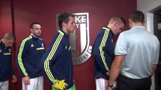 Tunnel Cam: Manchester United
