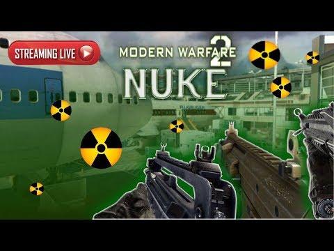 MW2- Nukes (6 Nukes This Stream) Crazy Rust Nuke!