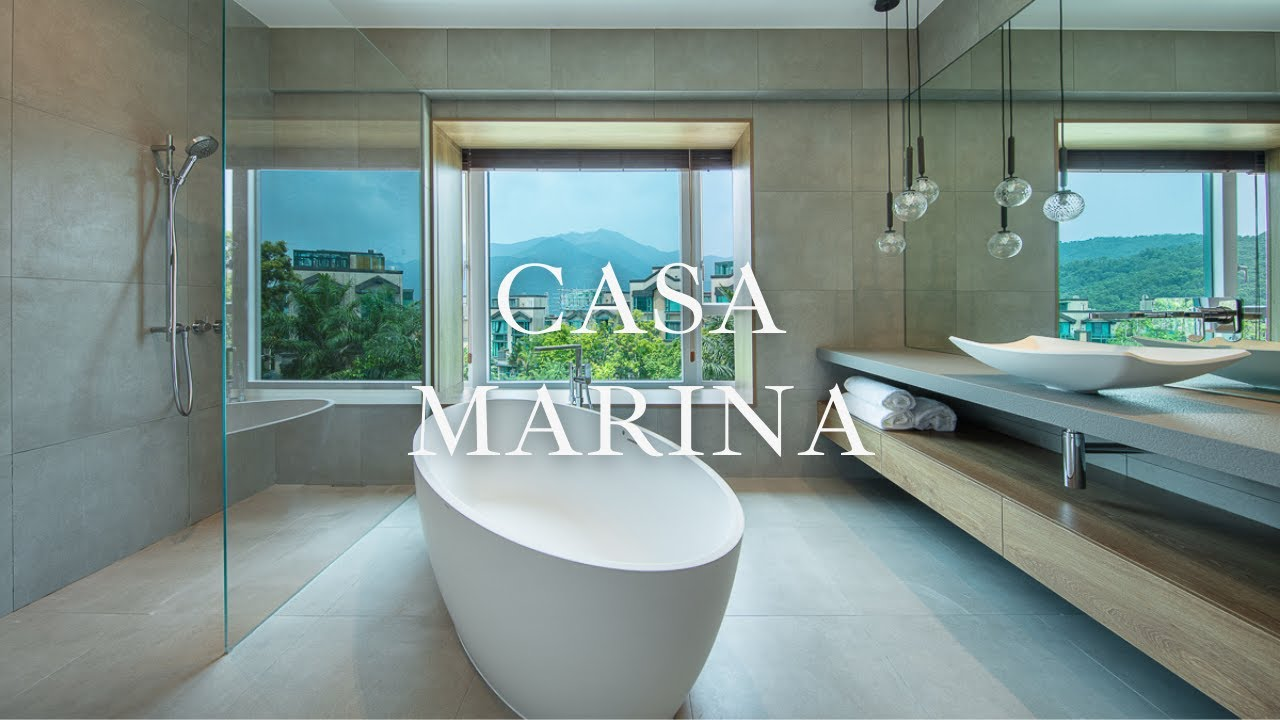We are open all year round. Grande Interior Design - Casa Marina 淺月灣 - YouTube