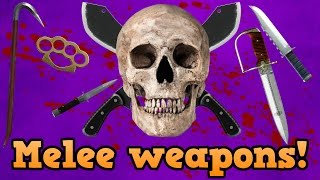GTA online guides - Melee weapons