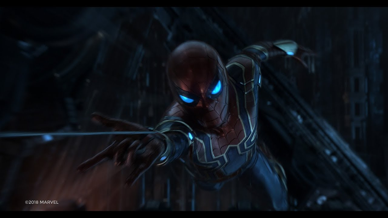 MCU Heroes, Spider-Man's simple yet highly risky plan, copied from an old movie, to save Dr. Strange.