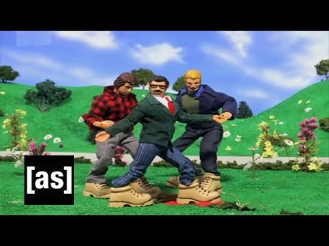Weasel Stomping Day | Robot Chicken | Adult Swim