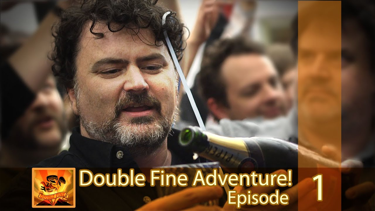 "Double Fine Adventure! EP01: ""A Perfect Storm For Adventure"""