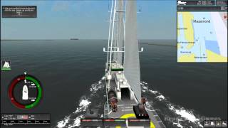 Ship Simulator Extremes Gameplay (PC HD)