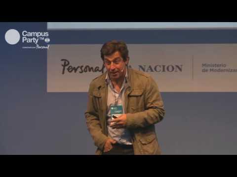 #CPAR1 Magistral 27/10 17h Federico Procaccini, Director de Google Argentina