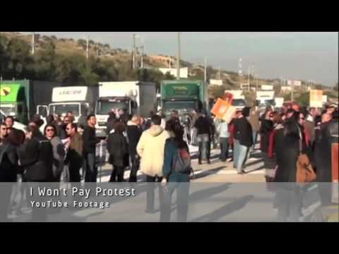 The Greek Revolt
