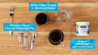 Thick-It - Thickening Water, Coffee or Wine