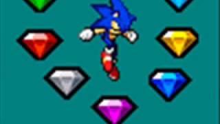 Espio VS Dark Sonic (part 1 of 2)