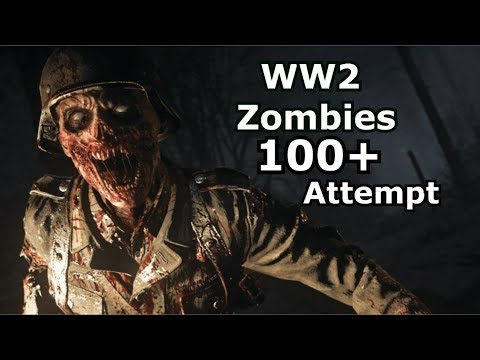 WW2 Zombies 100+ High Round Strategy