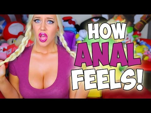 HOW ANAL FEELS! thumbnail