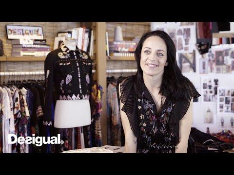 Desigual | Meet the artist: Manuela - SS19