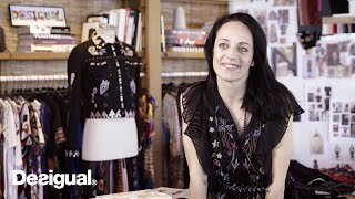 Desigual | Meet the artist: Manuela