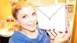30 € WERT?! GLOSSYBOX YOUNG Love Letters Edition Februar 2020 & Verlosung