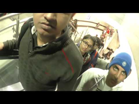 New Delhi metro | A trip to the Lotus Temple