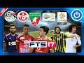 تحمل لعبة FTS 17 مهكر الدوريات عربية والمغربي والتونسي والسعودية ولاروبية....