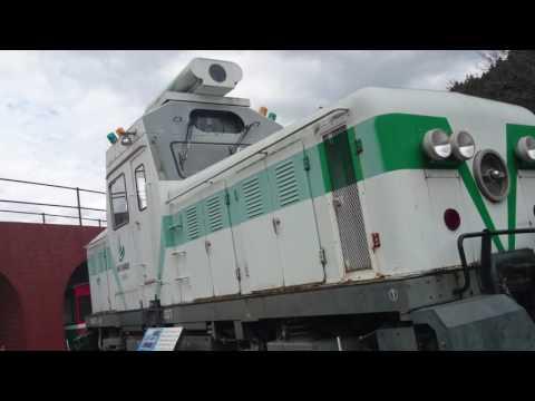 4K」群馬県 安中市 デトロイトディーゼル - YouTube