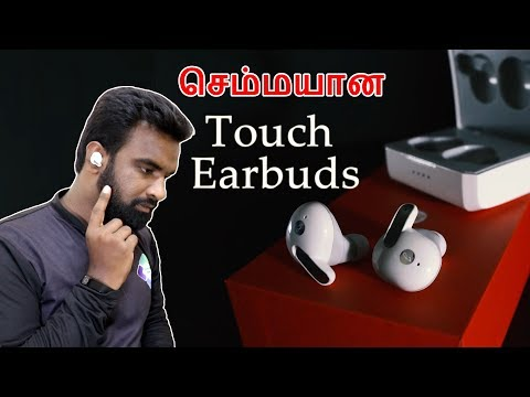 full-touch-ல-ஒரு-best-earbuds-|-juxxe-earbuds-unboxing-and-review-in-tamil
