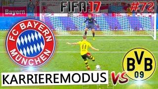 FIFA 17 - FC Bayern München vs Borussia Dortmund BVB  (Fifa 17 Karrieremodus #072) Deutsch