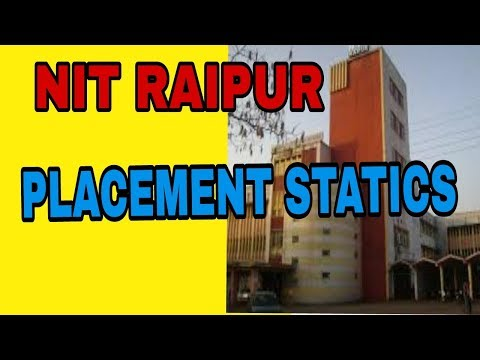 NIT Raipur Placement Statics Full Available Details