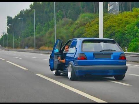 sobre rodas pt: Golf mk2 daily car