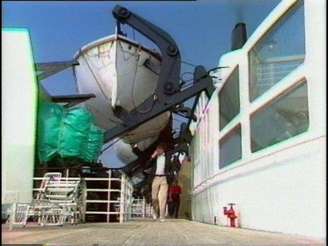 QE2 | Queen Elizabeth 2 | Cunard Line | Last of the great Queens | 1976 | Part two