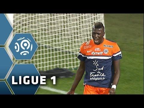 But M Baye NIANG (31') - Montpellier Hérault SC-OGC Nice (3-1) - 25/01/14 - (MHSC-OGCN)